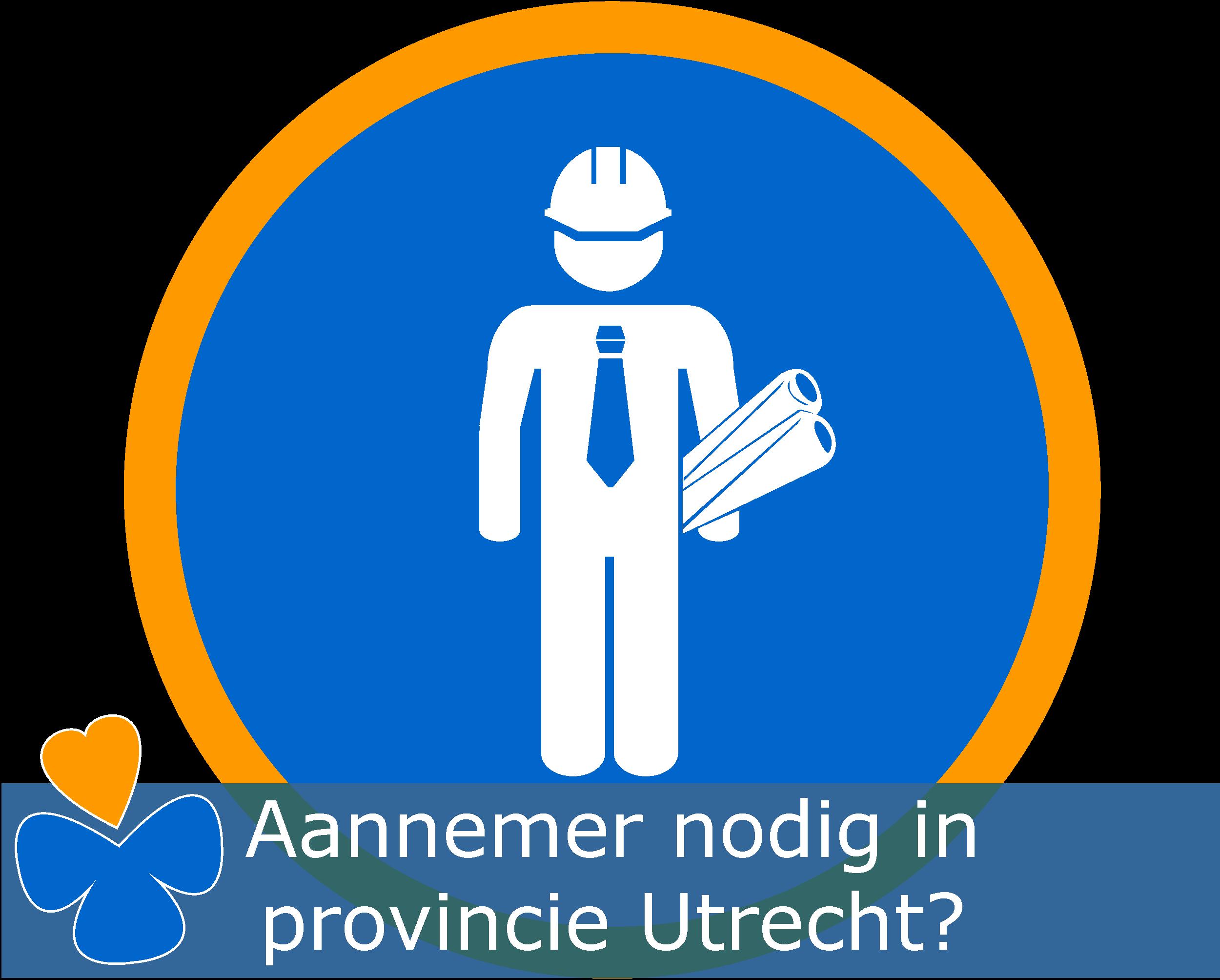 Aannemers provincie Utrecht nodig? Wij matchen de juiste aannemer! Aannemers staan klaar in provincie Utrecht.